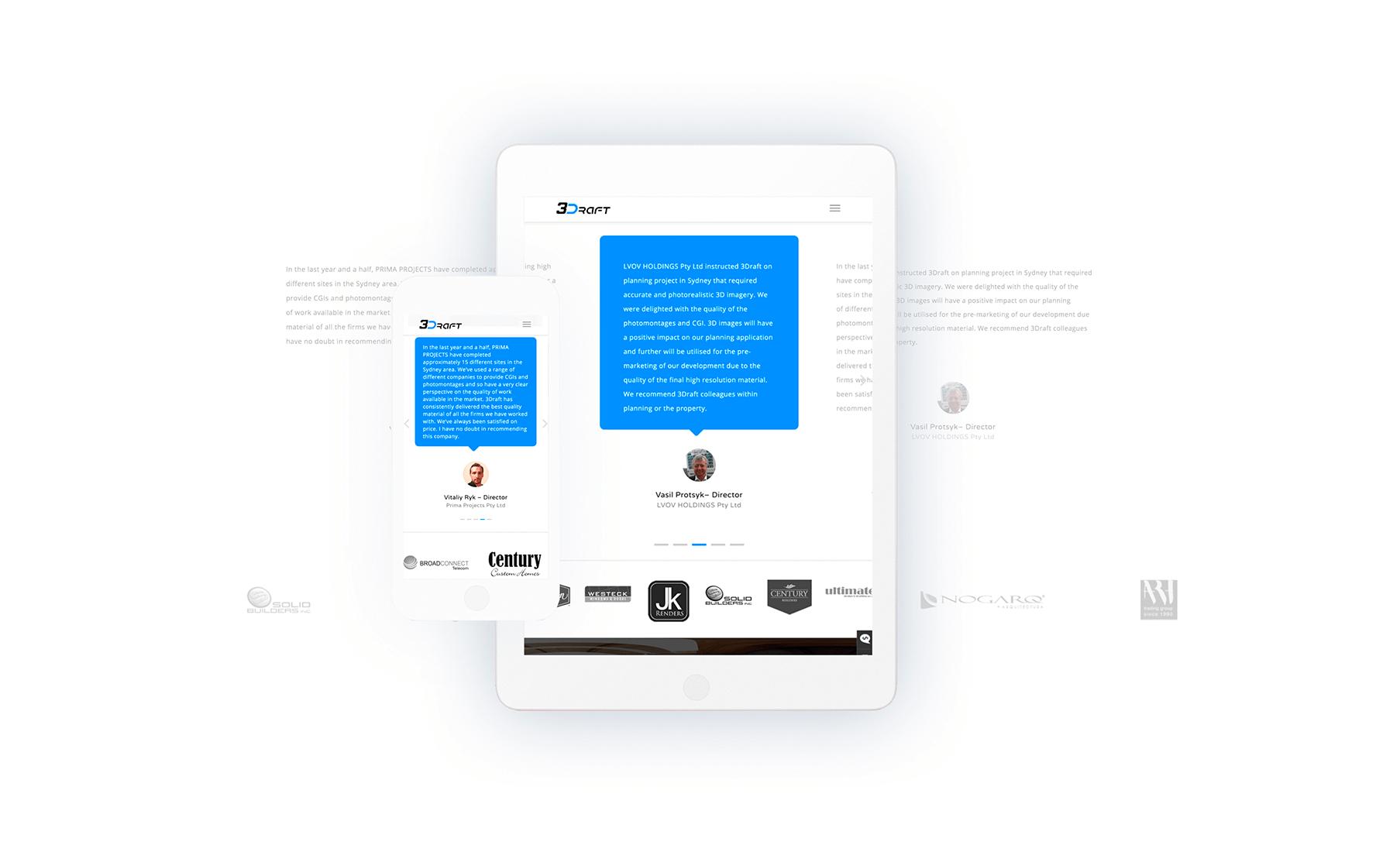 Пример разработки онлайн платформы