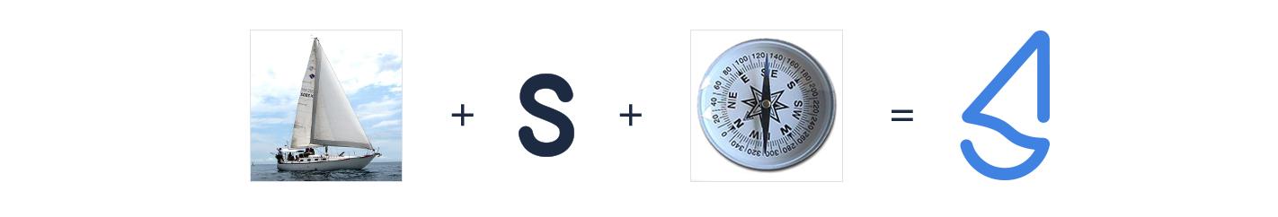 Процесс создания логотипа